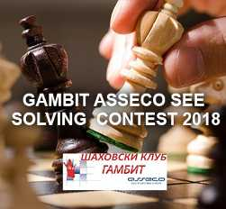 GAMBIT ASSECO-SEE  SOLVING CONTEST 2018